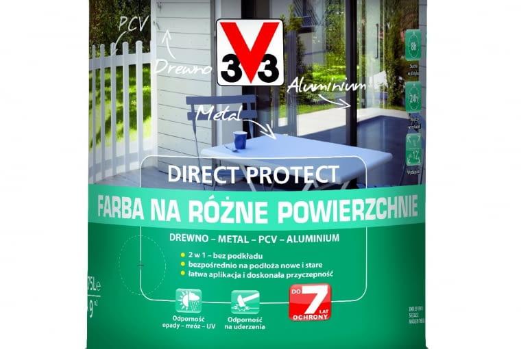 DIRECT PROTECT, akrylowa 46 zł/0,75 l V33