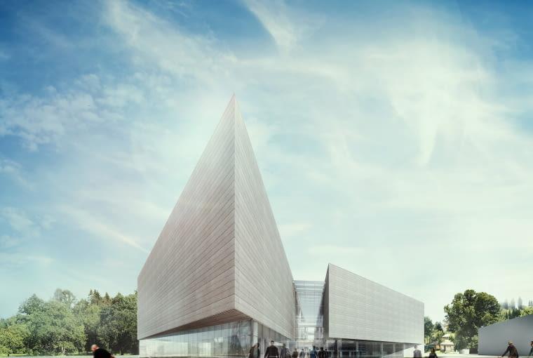 Projekt dyplomowy biblioteki PWSZ w Tarnowie