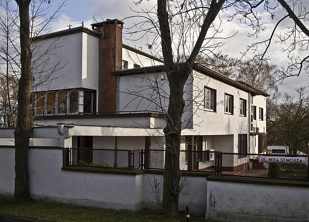 Willa Hrabiny Magdaleny Łosiowej