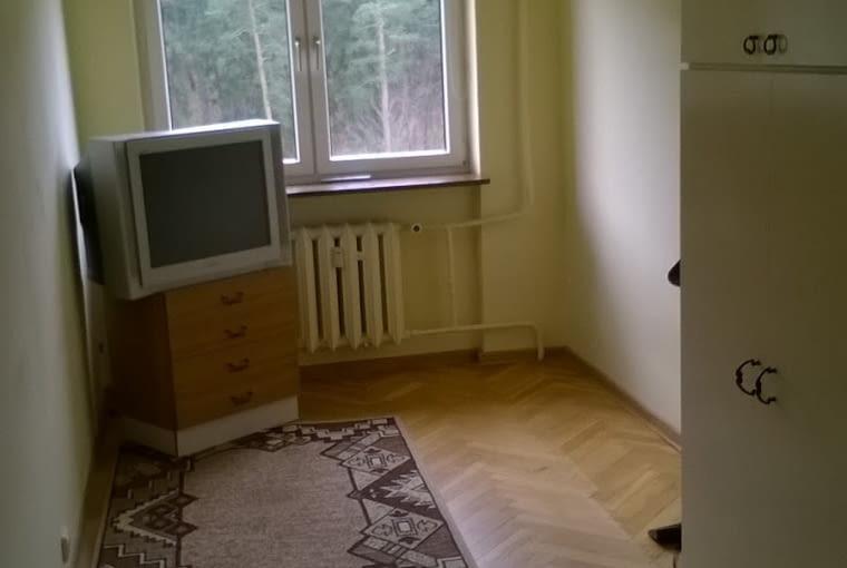 metamorfoza wnętrz, mały pokój w bloku