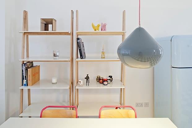 jasne mieszkanie, małe mieszkanie, jak powiększyć mieszkanie, optyczne powiększenie mieszkania