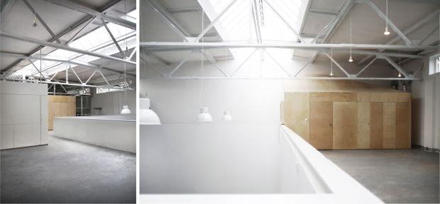 Soho Factory - Galeria LETO, PIKTOGRAM