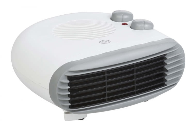 Jeśli zastosujemy przenośne grzejniki elektryczne w słabo ocieplonym domu, wzrosną rachunki za prąd