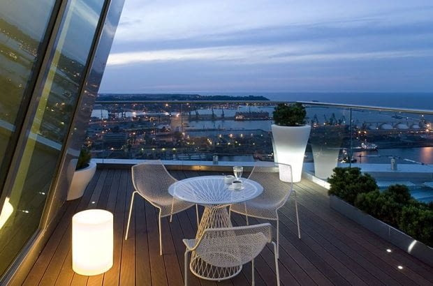 Sea Towers, Gdynia