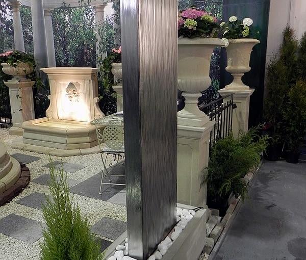 Targi Gardenia 2012. Kaskada wodna