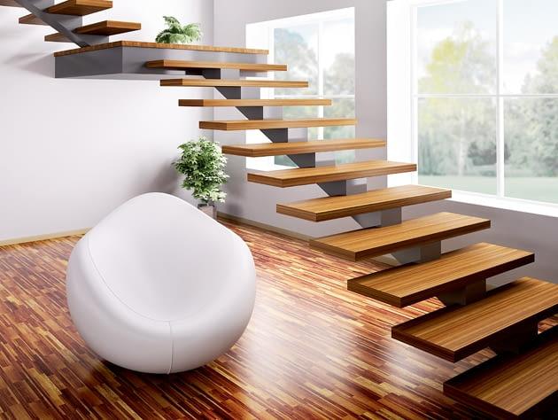 schody gotowe, schody wewnętrzne