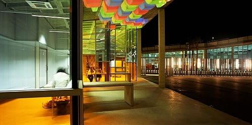 Biblioteka publiczna i park do czytania, Torre Pacheco, Hiszpania, proj. Mart~n Lejarraga, 2007