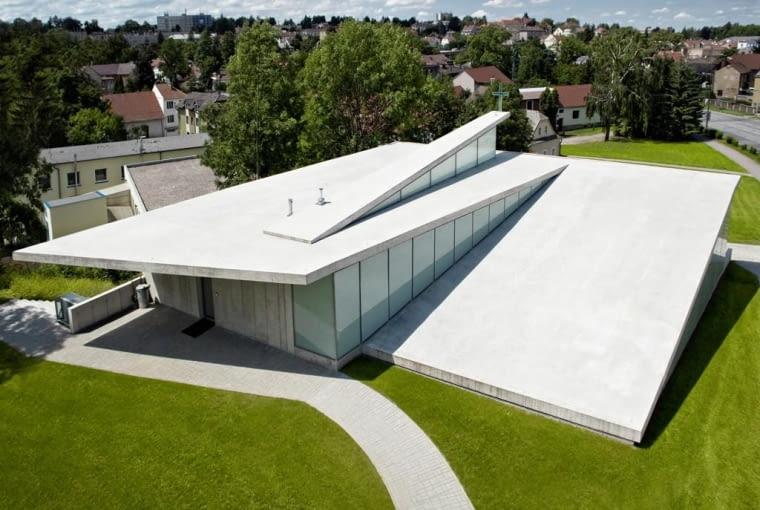 Dom modlitwy braci morawskich, proj. Fránek Architects