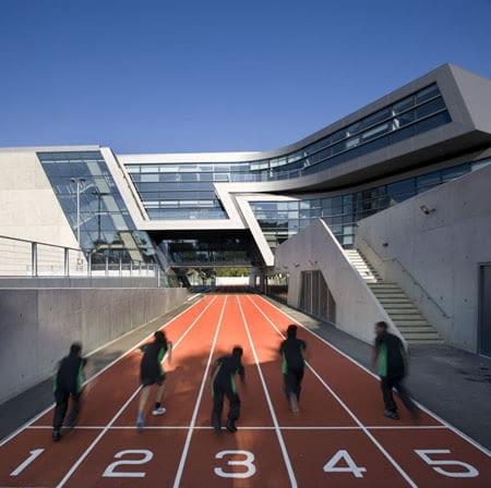 Szkoła projektu Zahy Hadid