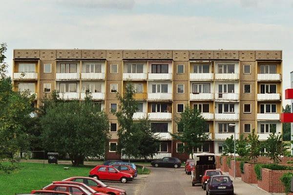 Goethestrasse 25-31, Leinefelde, proj. Stefan Forster