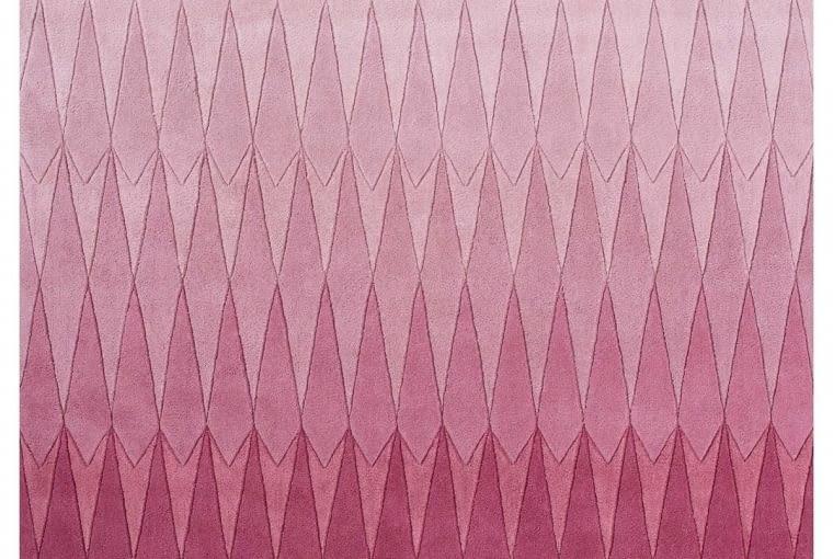 Energia aż kipi: Dywan, wełna, 140 x 200 cm 1480 zł nordicdecoration.com