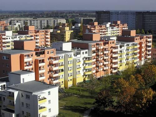 Berlin, osiedle na May-Ayim-Ufer