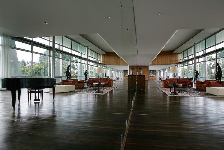 Palácio da Alvorada - pokój muzyczny