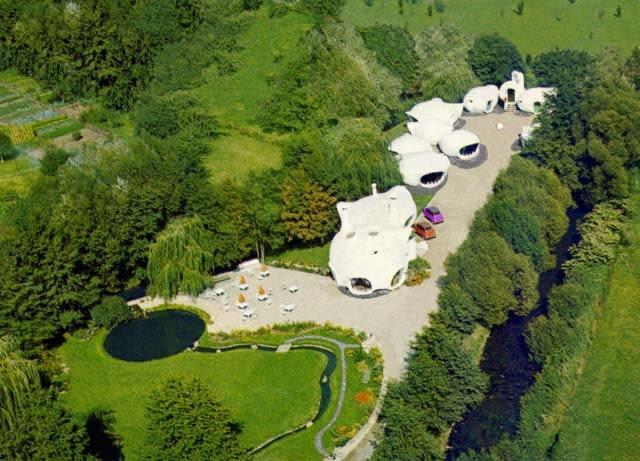 Museumotel: Le Motel dl'Utopie, Pascal Hausermann