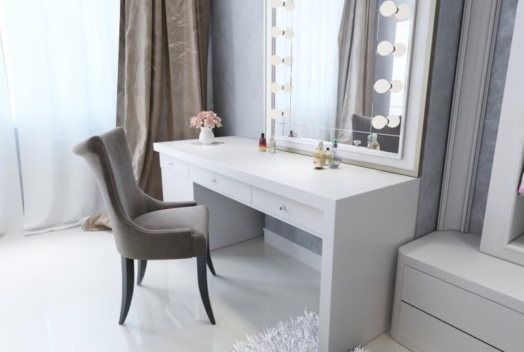 Kobiety najczęściej decydują się na biel - kolor idealny do nowoczesnych, minimalistycznych i skandynawskich wnętrz.
