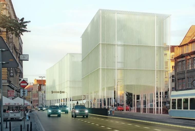 Projekt zagospodarowania Przejścia Świdnickiego we Wrocławiu
