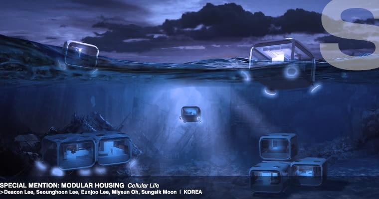 Konkurs D3 Housing Tomorrow