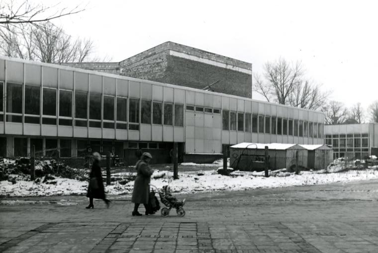 Dom Chemika - zdjęcie archiwalne - lata 80. XX wieku