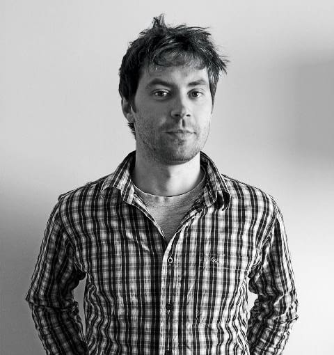 autor projektu, Michał Bogdański, OCA
