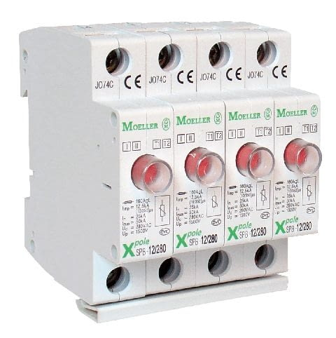 domowa instalacja elektryczna, ogranicznik przepięć, prąd