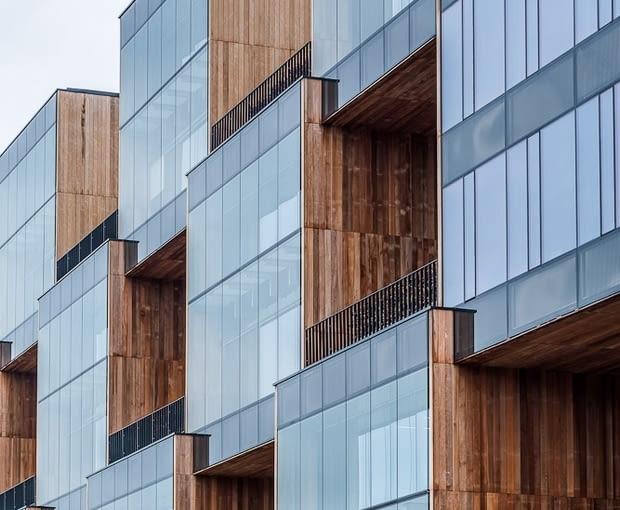 Zespół budynków biurowych PIXEL w Poznaniu