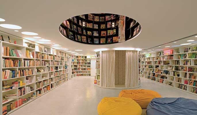 Livraria da Vila - Isay Weinfeld - Brazylia