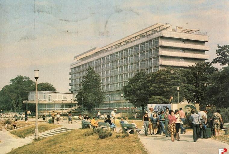Sanatorium Bałtyk 1976