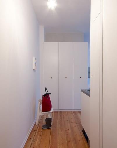 Metamorfoza mieszkania, nowoczesne wnętrze