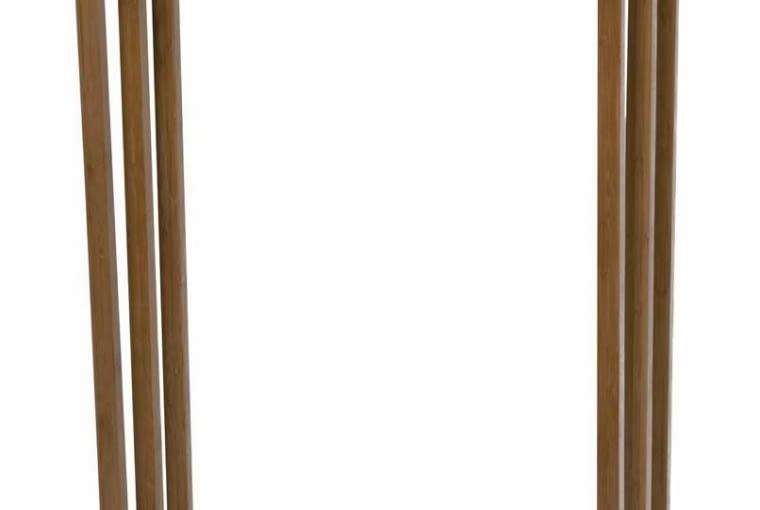 PASUJE TU TAKŻE... Wieszak na ręczniki, drewno bambusowe valdoro.pl 199 zł