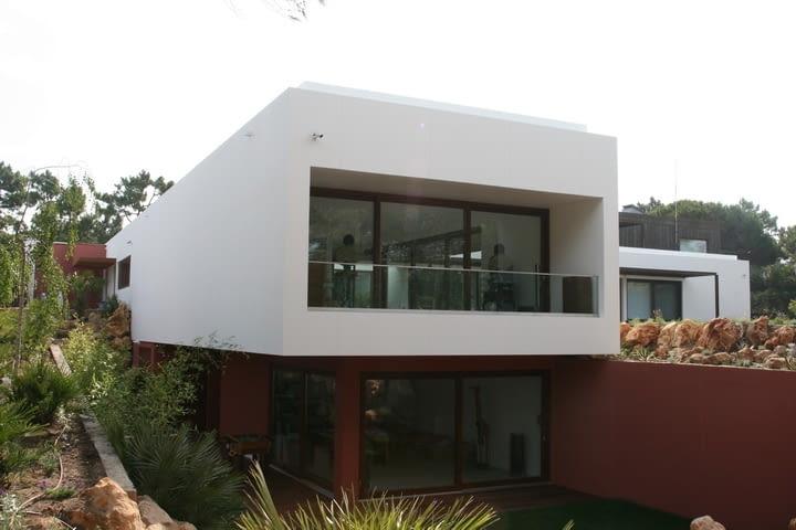 corian, dupont, architektura, lizbona, Duarte Pinto Coehlo, dom jednorodzinny