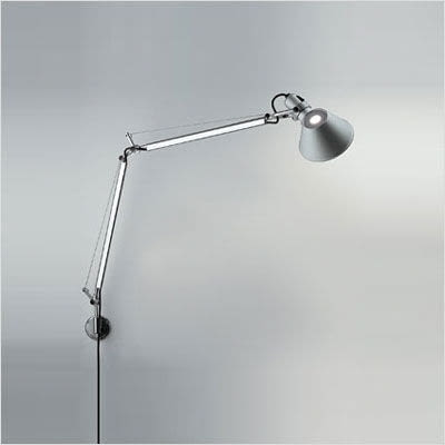 lampy, oświetlenie, artemide, tolomeo