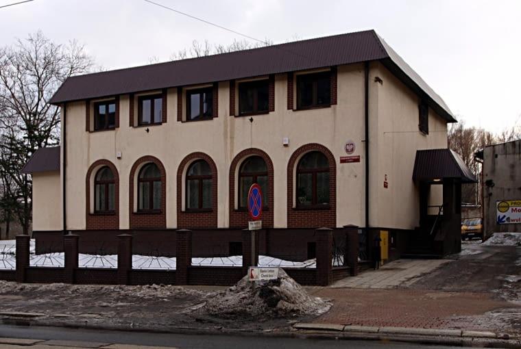 Jeden z bardziej posępnych Urzędów Stanu Cywilnego znajduje się w Zabrzu.