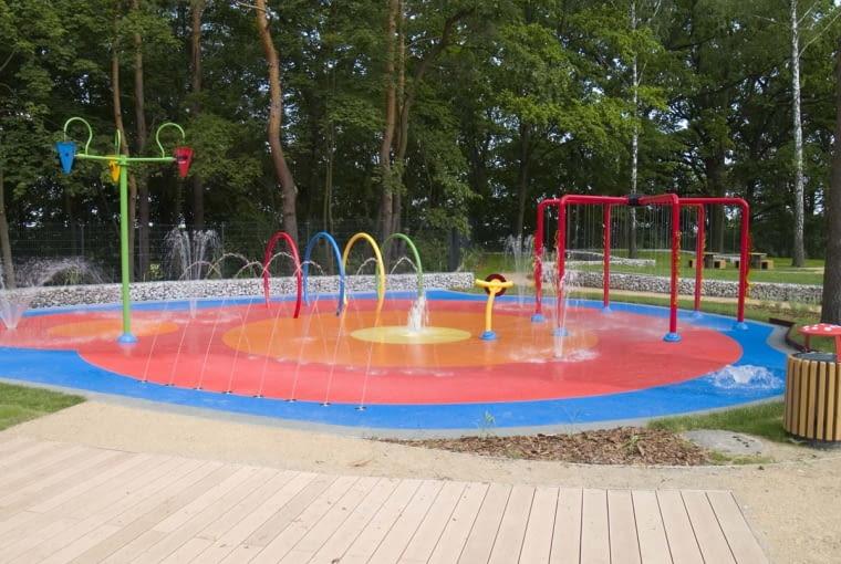 Kompleks basenowo-rekreacyjny w Powsinie.