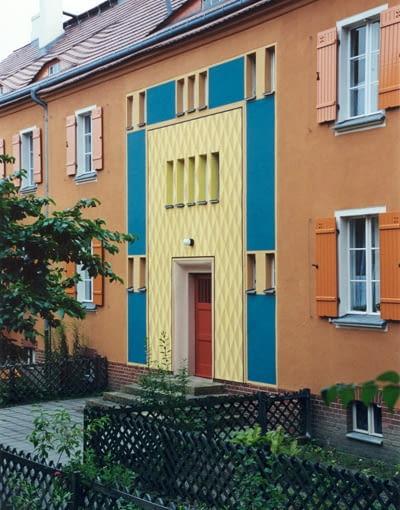 Bruno Taut, UNESCO, modernizm, berlin, Chata wuja Toma, osiedle