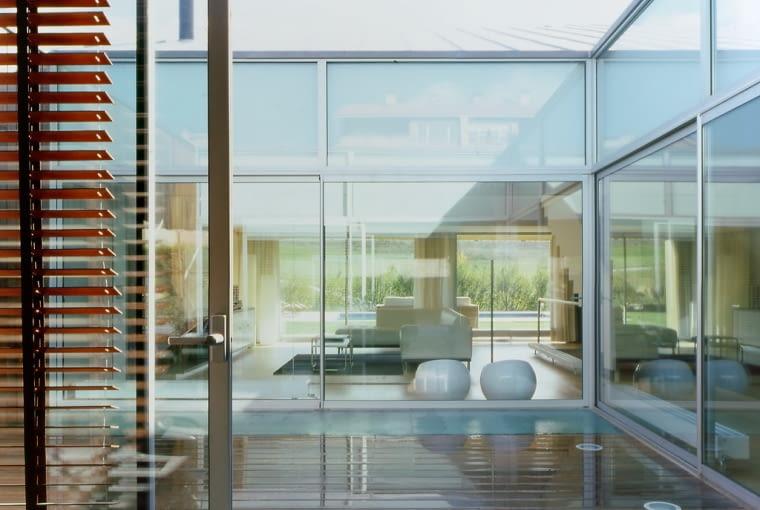 vaillo irigaray, casa q, hiszpania, dom jednorodzinny