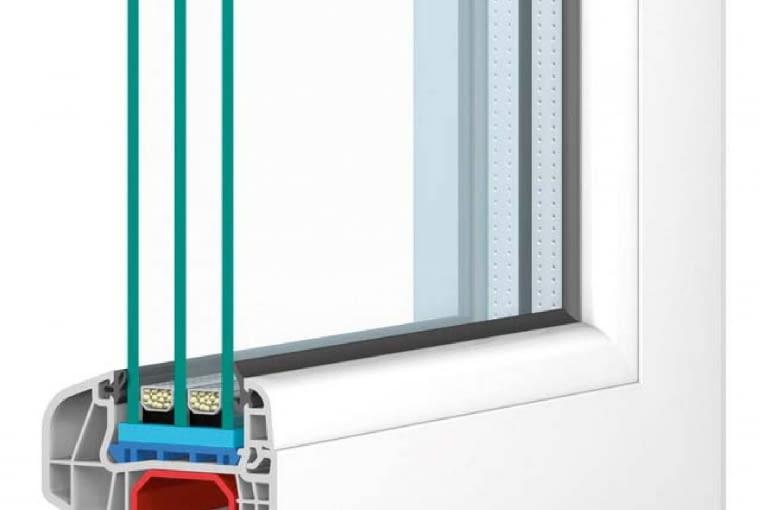 Wycena firmy DRUTEX, www.drutex.eu: System: profil z PVC Iglo 5 Classic, zestaw szybowy dwukomorowy, Uw = 1,1 W/(m2K). Cena netto 6777,38 zł. Cena brutto 8336,18 zł