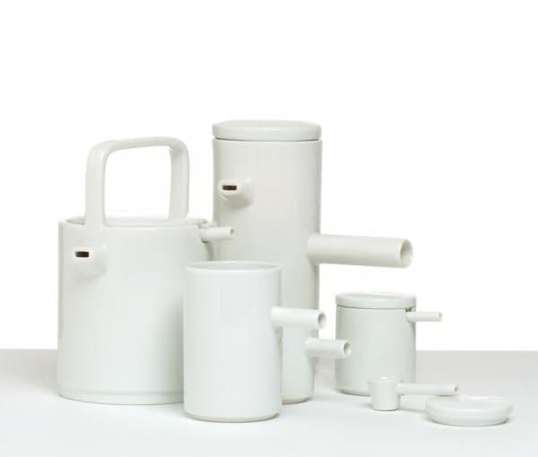 ceramika Aio; projekt: bracia Bouroullec dla Habitat
