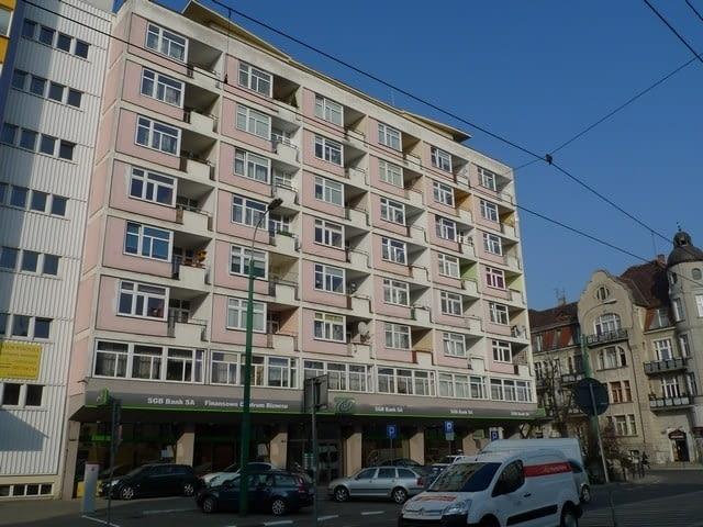 Blok Marago, Poznań, fot. ace