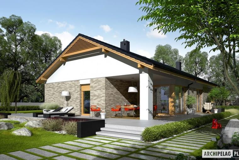 Projekt domu Daniel G2
