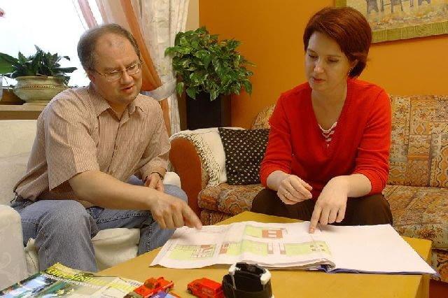 planowanie domu,projektowanie domu,wybieranie projektu