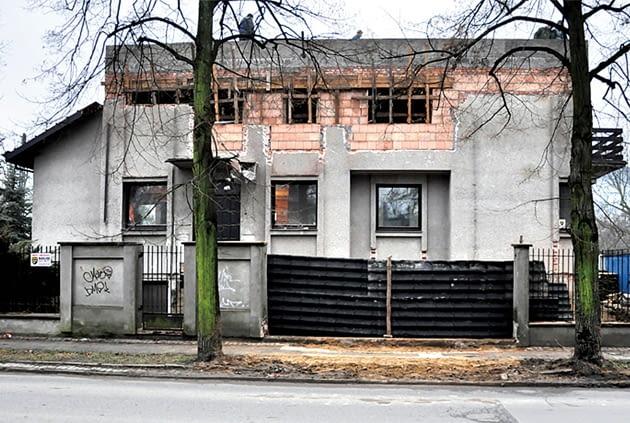 rozbudowa domu, przebudowa domu, remont domu