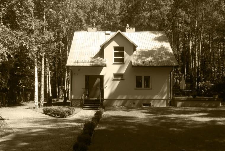 Dom R w Konstancinie-Jeziornie