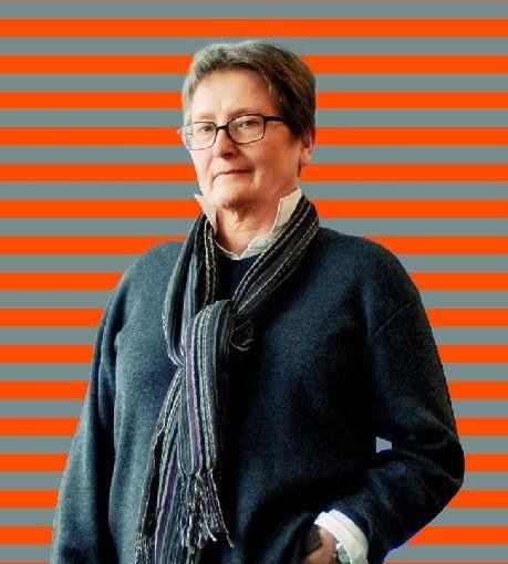 Itta Karpowicz-Starek - ekspert Instytutu Wzornictwa Przemysłowego w Warszawie, juror konkursów 'Dobry wzór' i 'Perły Ceramiki'