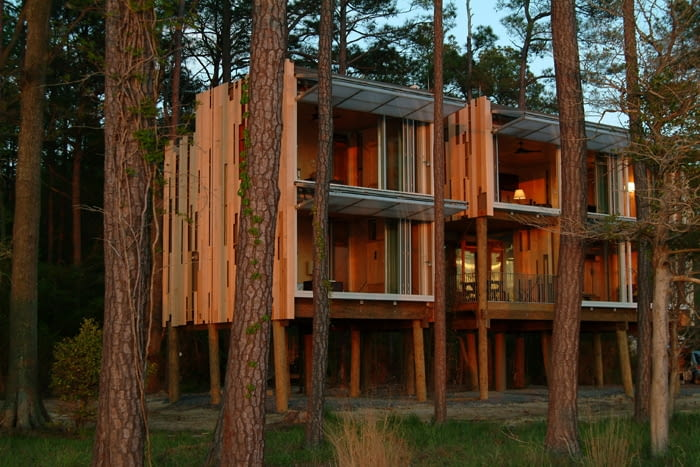 Loblolly House - Kieran Timberlake Associates - USA