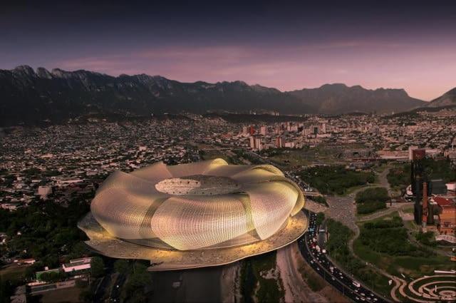 Estadio Internacional Monterrey, Mexico
