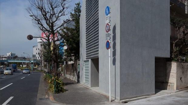 Domek w Tokio