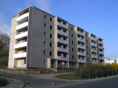 Frankfurt nad Odrą, osiedle Große Müllroser Straße 7 /Kleine Müllroser Str. 9; 12
