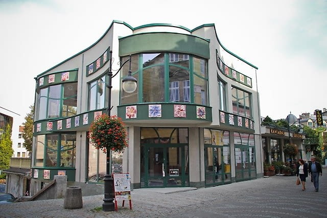 Przebudowa kawiarni Fiore w Przemyślu