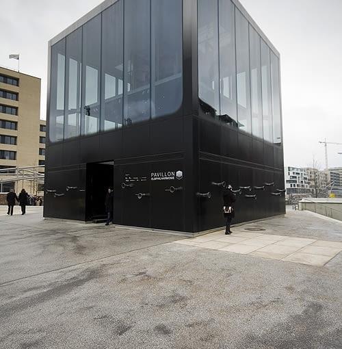 Hamburg, Hafen City, filharmonia, Studio Andreas Heller