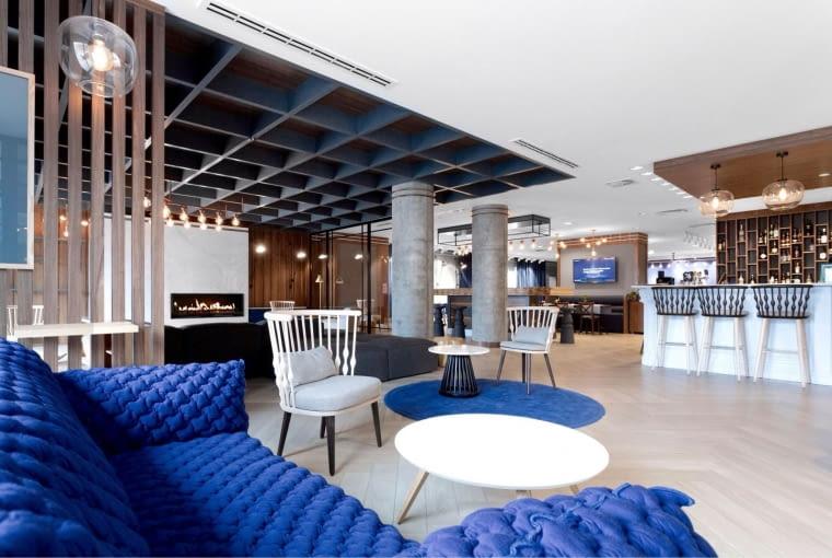 Hotel Number One w Gdańsku, projekt pracowni Marek+Sikora Architektura